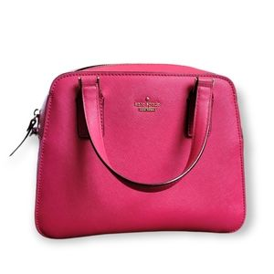 Kate Spade Cameron St Lil Babe Punch Pink Purse